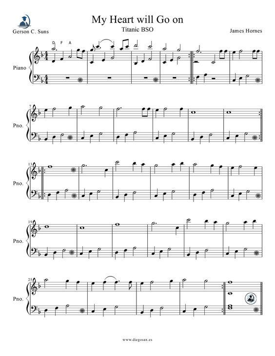 Violin violin chords my heart will go on : Pinterest • The world's catalog of ideas