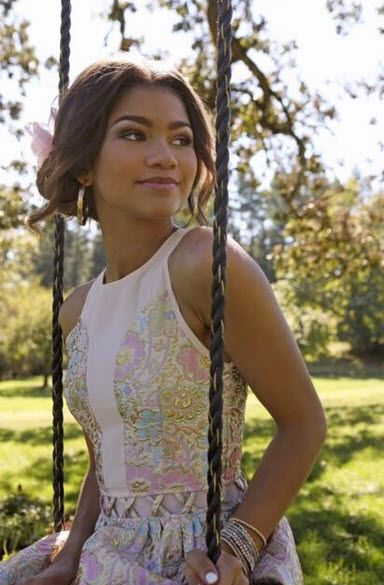 zendaya zapped june 25 2014 1 fave scene Photos  Video: Zendayas Top 3 Favorite Scenes Of Zapped + She Talked About The Choreography