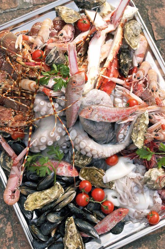 pasta frutti di mare