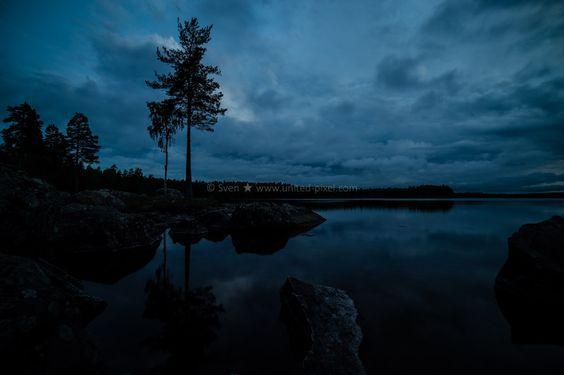 Schweden - Finnland - Norwegen - Larseng Region Troms | United ★ Pixel Fotografie und Fotokunst
