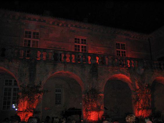 Plans location salle de mariage gers - Château de Poudenas - Location salles de séminaire lot et garonne