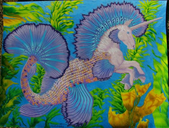Hippocampus by ~MindsEye32 on deviantART