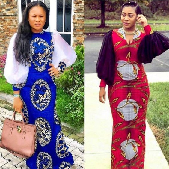 2019 Latest and Alluring Ankara Styles