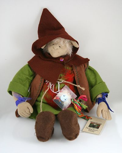 """Limited Edition Pinkneydell Doll - """"Palfrey Mingle"""" £19.95"""