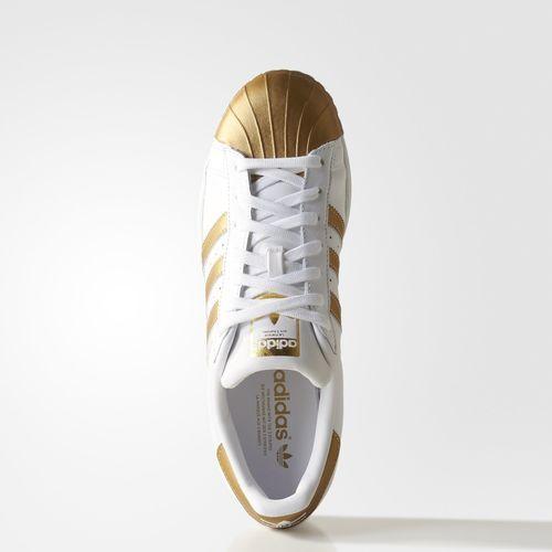 Tênis Superstar Metallic - Branco adidas | adidas Brasil