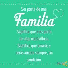 Frases Lindas Para Mandar Para Sua Família Frase Familia