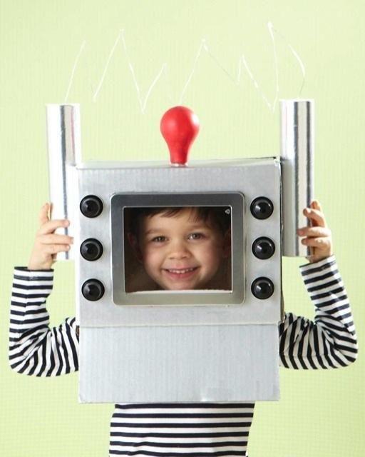 Con un poco de imaginación ¡Todo puede ser divertido!