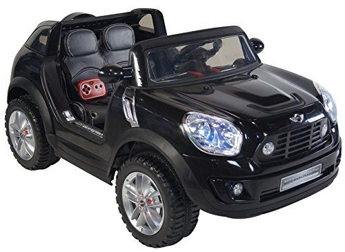 Licensed Mini Cooper Two Seater Premium Ride On Electric Motorized Toy Vehicle Cars Trucks Motorcycles Tractor Chri Mini Cooper Toy Car Toy Cars For Kids