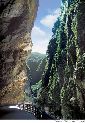 Taroko Gorge, near Hualien, TW