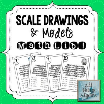 math worksheet : scale drawings and models math lib  drawing models math and drawings : Maths Scale Drawing Worksheets