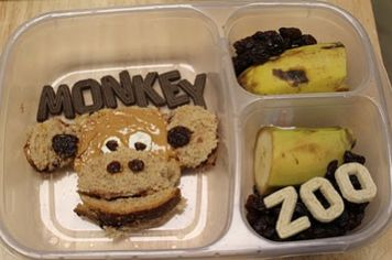 Make Lunchtime Fun: Back-to-School Lunch Ideas! from Mom Endeavors