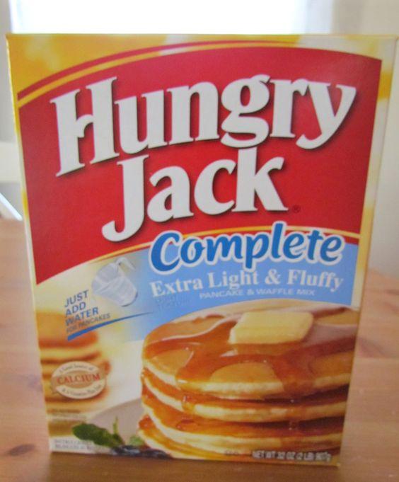 Hungry Jack Pancake Mix Coffee Cake