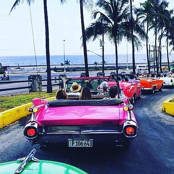 https://nizayu.com/shop Mais uma vez a @chanelofficial mata a gente do coração com um desfile baphônico! Dessa vez em Cuba?! Olha como os convidados chegaram ao local... É ou não é para ficar babando?! #queriamosmuitoestarla#chanelcruise #havana #hi__tips #chanelcruisecuba by hi__tips