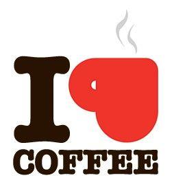 I love my coffee!