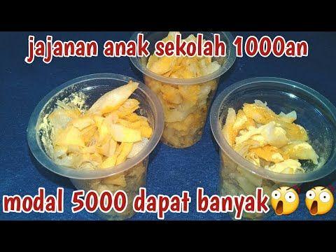 Jajanan Anak Sekolah 1000 An Paling Laris Ide Bisnis Youtube Resep Masakan Resep Makanan Makanan
