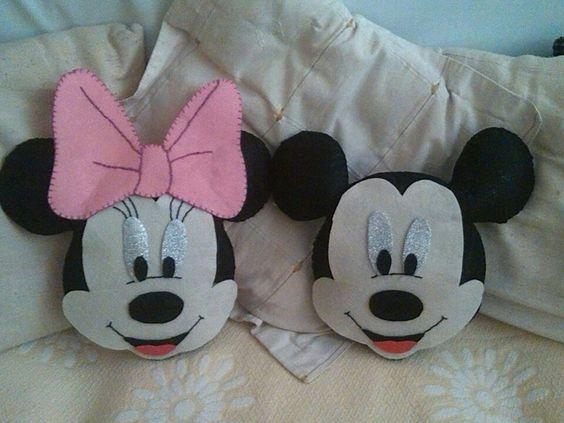 Almofadas Disney