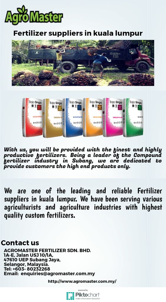 Leading Fertilizer Manufacturer In Malaysia Klang Fertilizer Fertilizers Malaysia