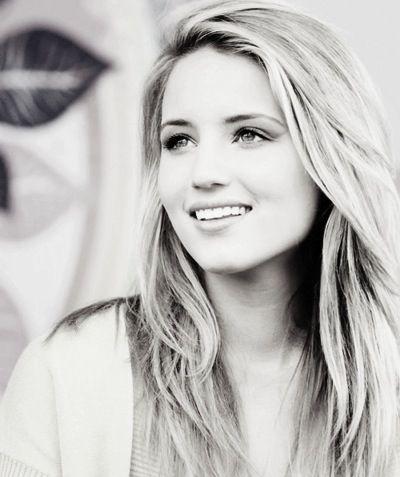 Diana Agron. Gah, she's so dang perfect.