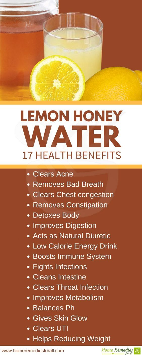 health benefits of honey lemon drink | healthy detox, health