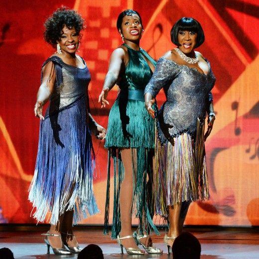 Gladys Knight, Fantasia and Patti LaBelle