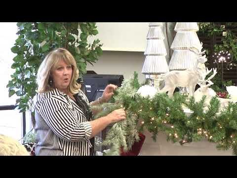Another Aldik Home How To Video 1 Of 3 Youtube Christmas Mantle Christmas Decorations Videos