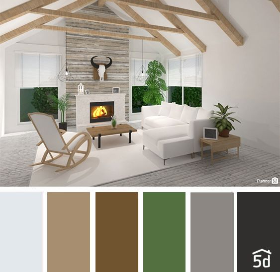 Scandinavian Style Interior Color Palette Color Balance White Interior Plan Scandinavian Design Bedroom Scandinavian Style Interior Design Your Dream House
