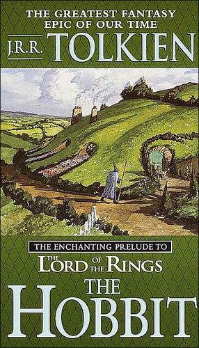 "J.R.R. Tolkien - ""The Hobbit"""