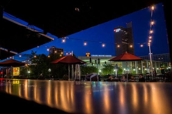 Downtown S Newest Star The Sidecar Fort Wayne Outdoor Outdoor Dining