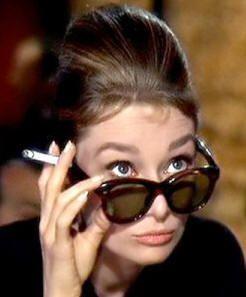 Audrey Hepburn Sunglasses Style