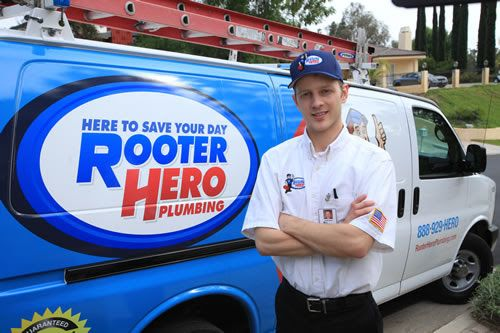 Rooter Hero Plumbing Is Available 24 Hours A Day To Answer Your Calls Service Your Home Or Business In Encino C Plumbing Emergency Plumbers Near Me Plumbing