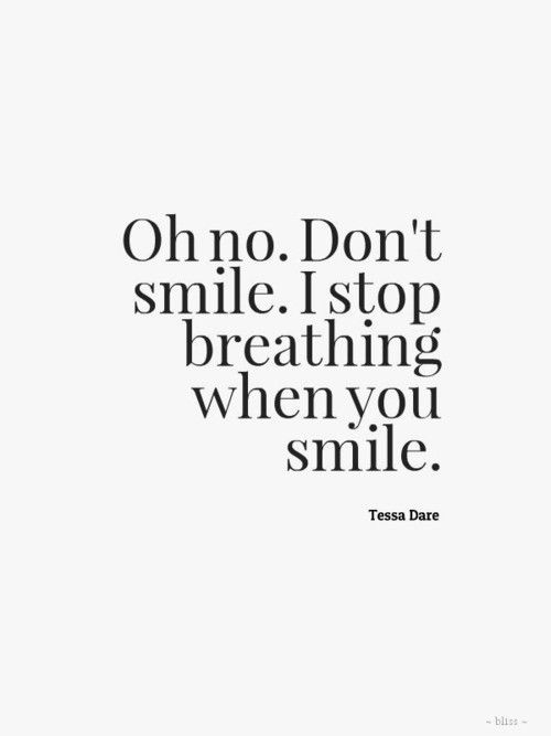 Your Smile Quotes D I V A  Love You❤  Pinterest  Qoutes Thoughts And Relationships