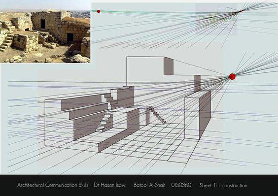 Batool Al-shairArchitectural Communication Skills- مهارات اتصال معماري