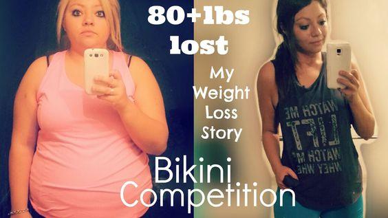 My Weight Loss Story | Bikini Competition