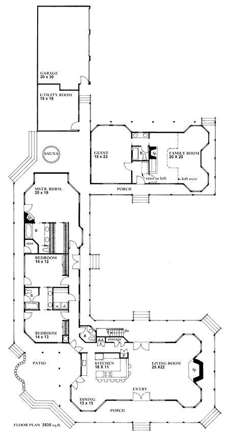 Expansion House Plans Design