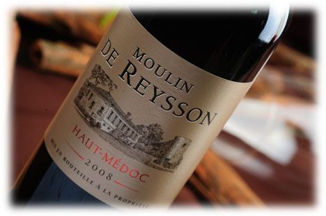 Rượu Vang Moulin de Reysson Second Wine Of Château Reysson 14% - Chai 750ml