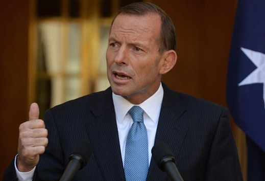 Abbott To Send In 3-Star General To Secure Australia's Internet #auspol #TeamLOLStrayaM8