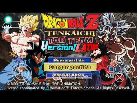 New Dbz Ttt Bt4 Mod Iso Version Latino Mod With Fix Menu New Characters Anime Dragon Ball Dragon Ball Z Dragon Ball