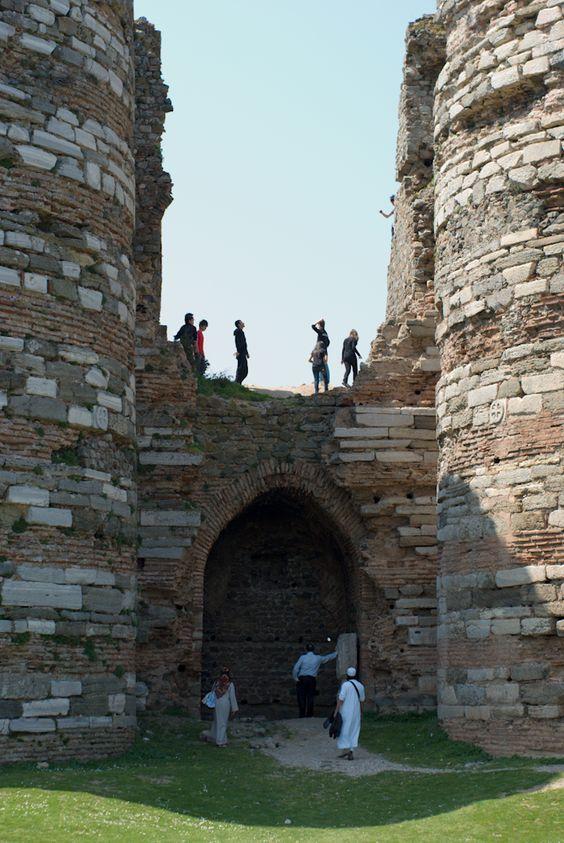 Castillos recomendados para visistar en Medio Oriente