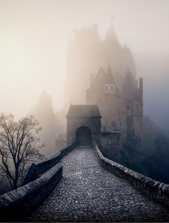 island of silence — colorel11:   ©Max Conrad  Eltz castle