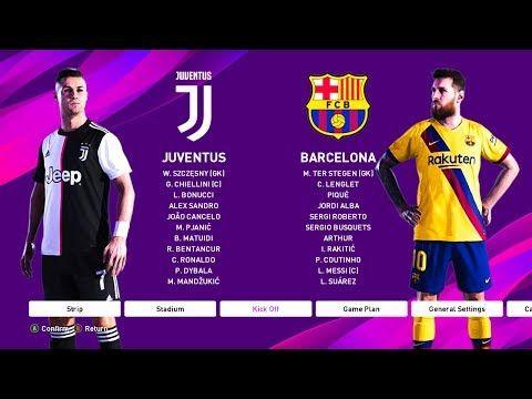 Youtube Pro Evolution Soccer Evolution Soccer Juventus