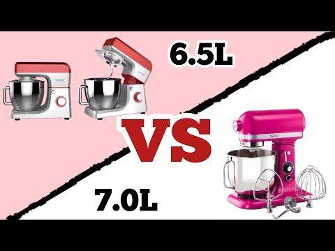 Ssodd Mixer Comparison 6 5l Vs 7 0l Youtube Youtube Mixer Video