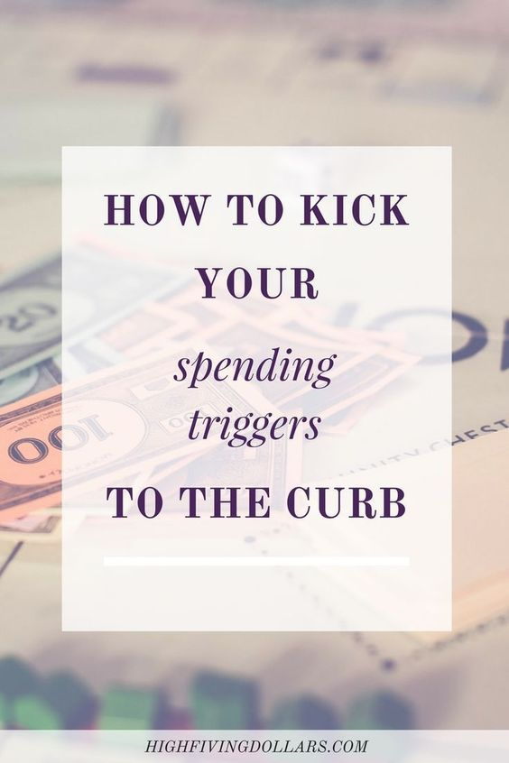Spending triggers usually happen because of the emotions you're experiencing. Unfortunately, these are usually negative ones,  like shame, anger or even frustration. Instead of dealing with whatever it is you're feeling head on, you turn to spending money in order to mask it.  Read on to find out how you can get rid of these spending triggers once and for all. via /sarahlicain/