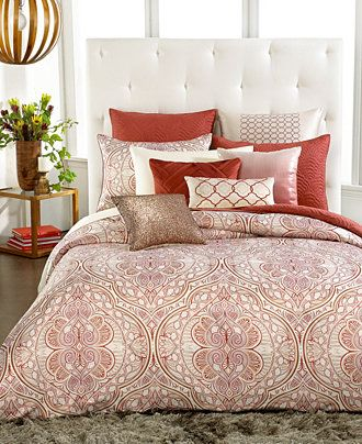 CLOSEOUT! INC International Concepts Valentina Bedding Collection - Duvet Covers - Bed & Bath - Macy's