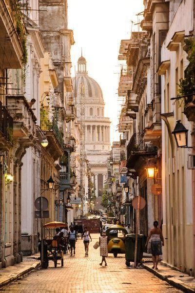 I'm praying the doors open up for travel to Cuba. I've always wanted to go here!!!!!
