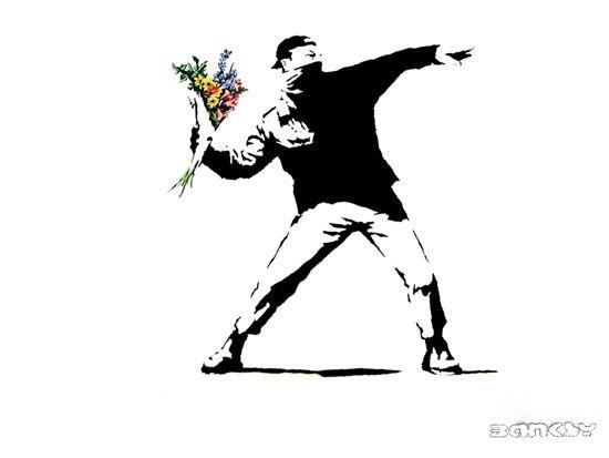 Banksy Street Artist Boy Doing Lines Simpsons Print A4 A3 A2 A1