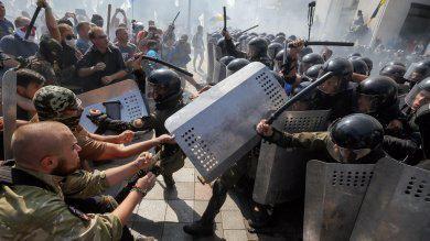 Ukraine Kiev 31 8 15