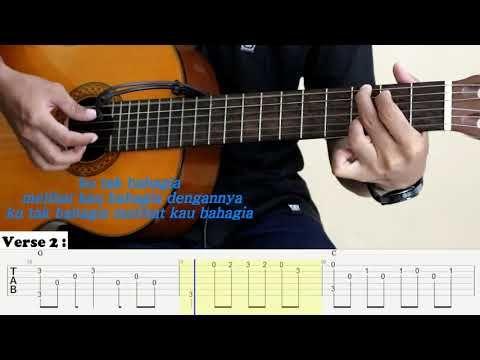 Harusnya Aku Armada Aransemen Sederhana Fingerstyle Guitar Tutorial Tab Youtube Sederhana Youtube