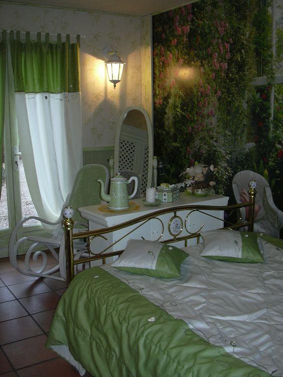 Ma chambre...J'ai réalisé mon rêve à Cronat en Saône er Loire