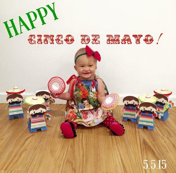 www.kupkakekidz.etsy.com Cinco de Mayo cupcake holder  $5/ea Each kid holds one standard sized cupcake Custom designs available