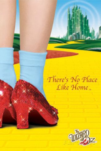 The Wizard of Oz - There's No Place Like Home Prints at AllPosters.com: